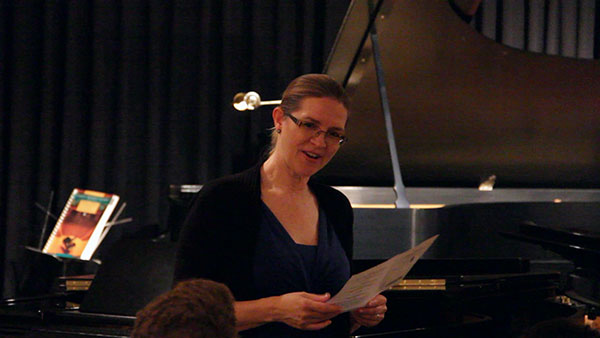 Pamela Weiler at Prime Piano Recital Hall, Mahwah, NJ